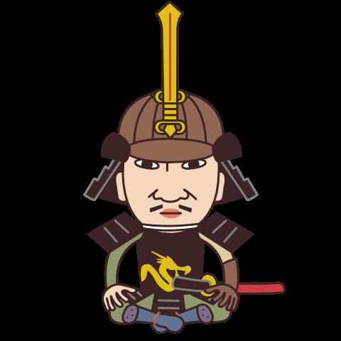 榊原康政のイラスト