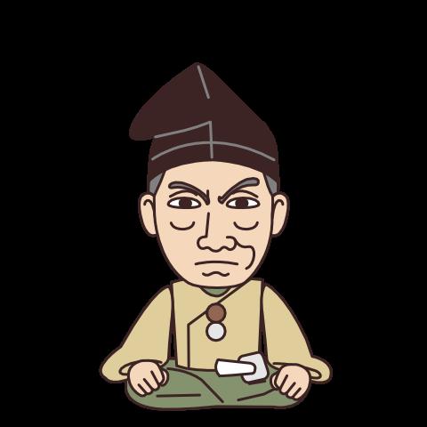 島津義久のイラスト